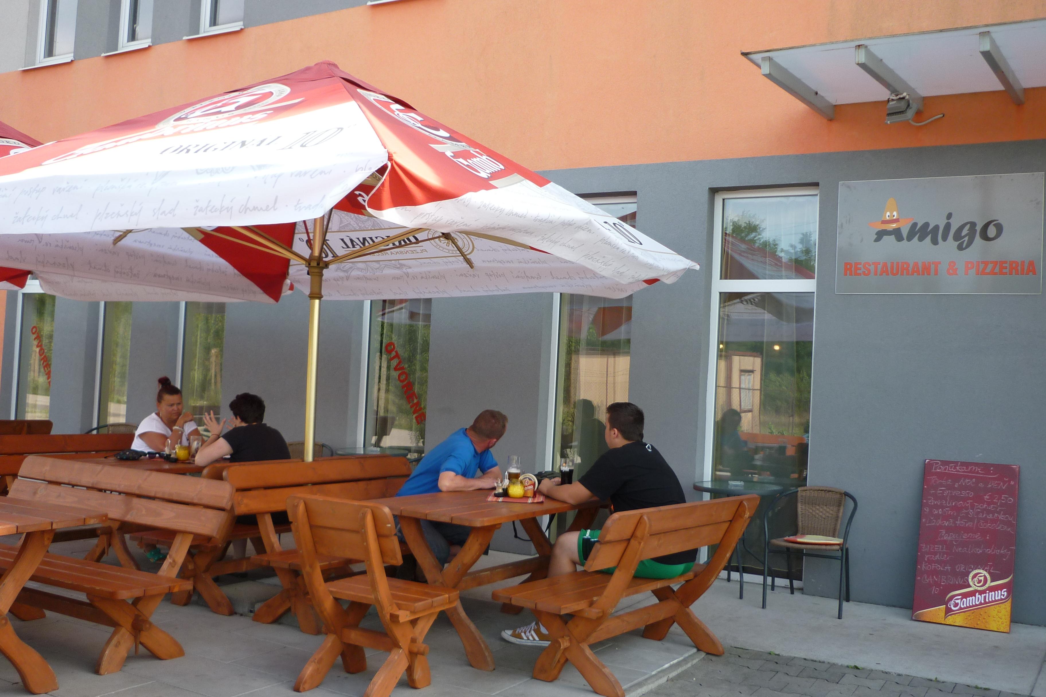 6dbababc7 Restaurant & Pizzeria Amigo - Katalóg firiem | moja Nitra