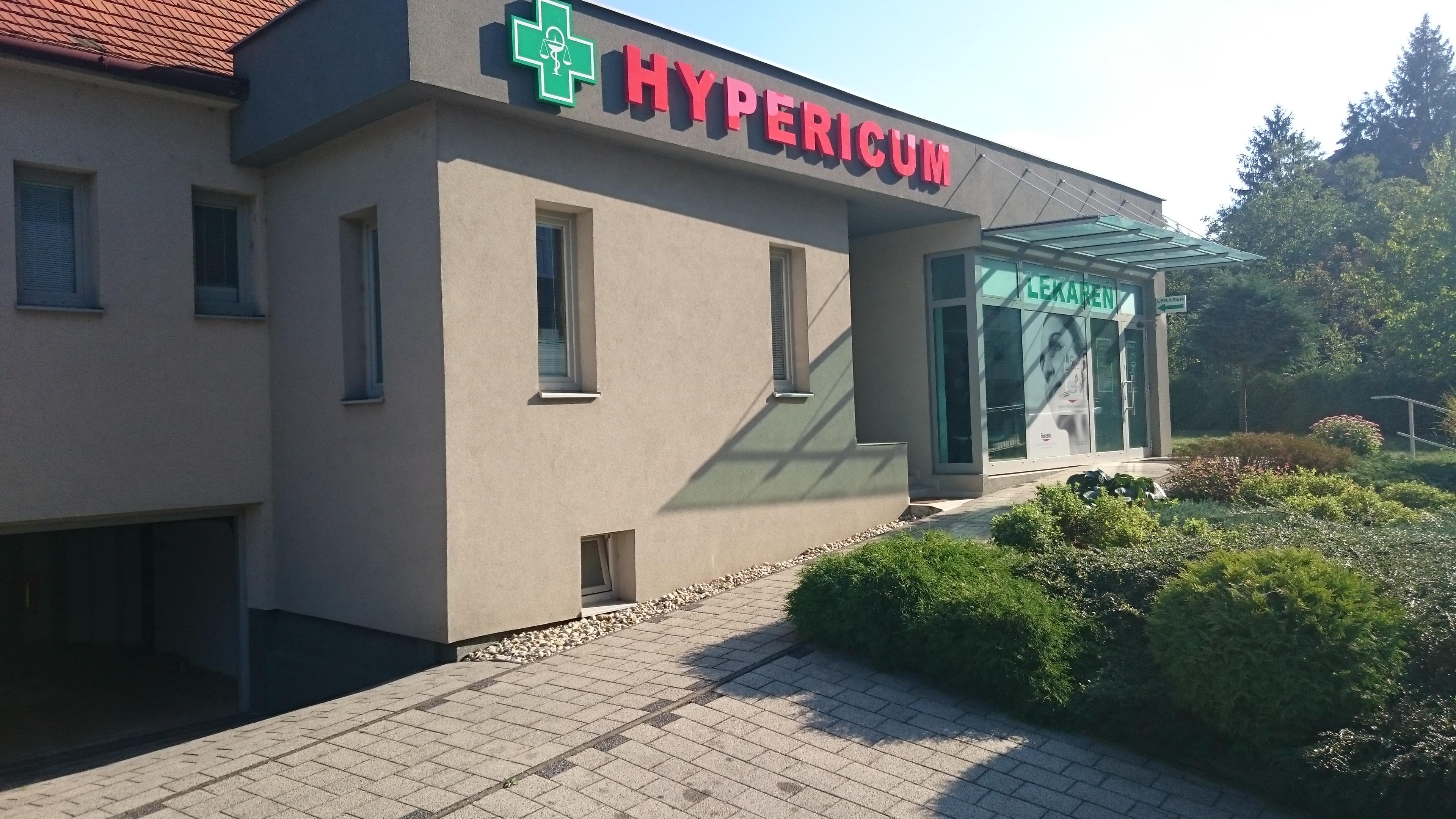 4699d33712 Lekáreň Hypericum - PharmDr. Katarína St - Katalóg firiem