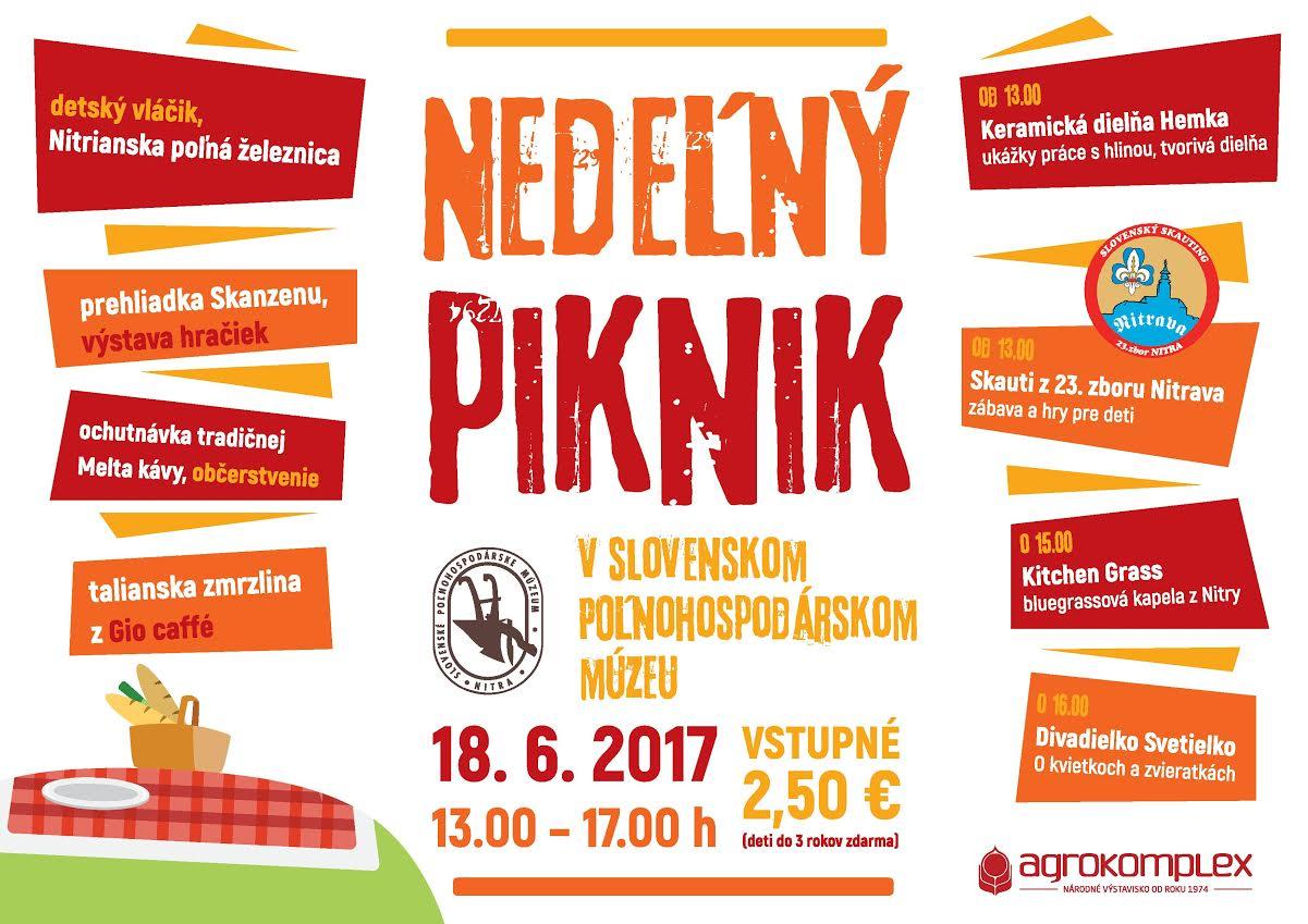 Nedeľný piknik v Slovenskom poľnohospod - Katalóg firiem  db30e55e51