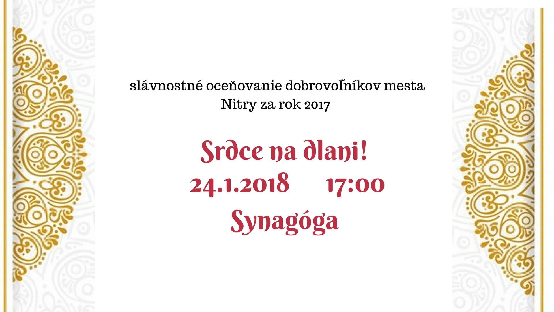 a93a8832e Srdce na dlani 2018 - Katalóg firiem | moja Nitra