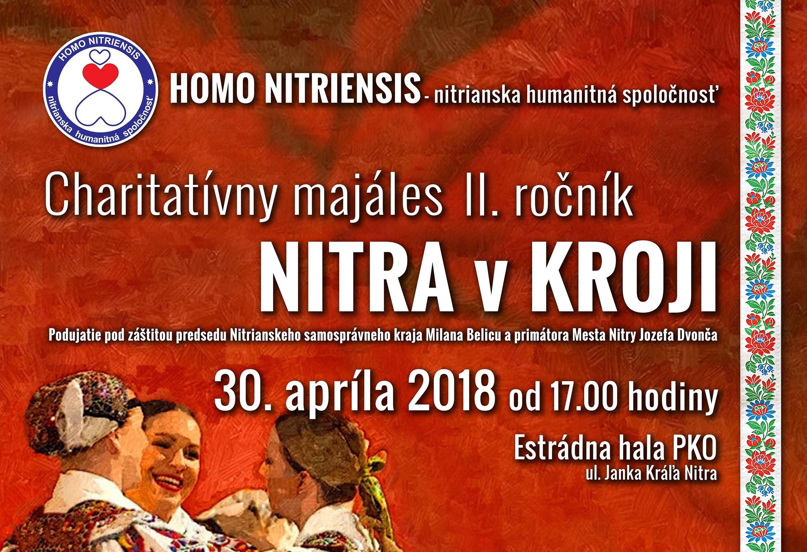 Charitatívny Majáles NITRA v KROJI 2018 - Katalóg firiem  1403022f594